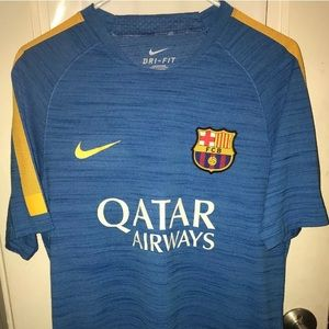 Nike Barcelona Jersey Size Medium